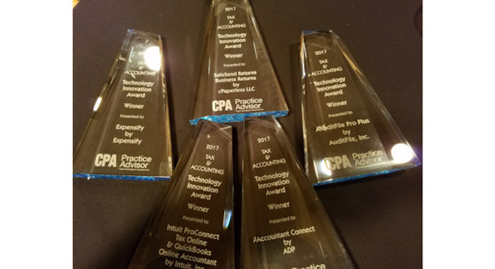 CPA Practice Advisor awards