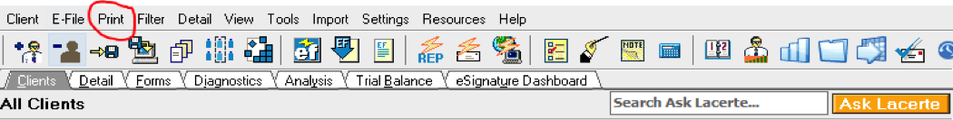 lacerte-reports-tool