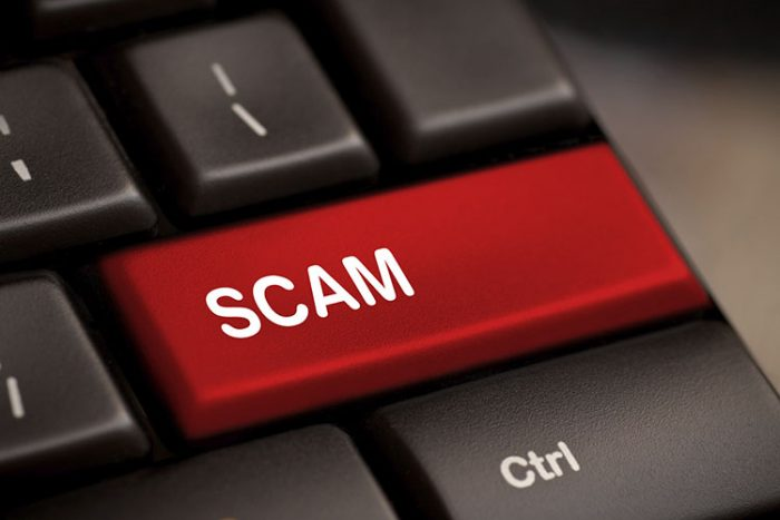 Beware of tax scams