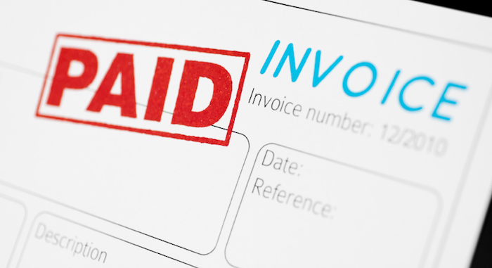 collect on invoices from clients